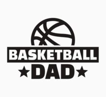 Basketball dad One Piece - Short Sleeve