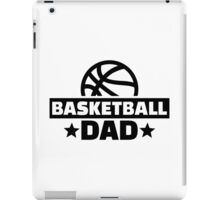 Basketball dad iPad Case/Skin