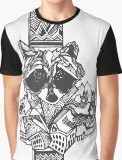 Raccoon City Graphic T-Shirt