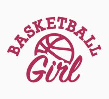 Basketball girl Baby Tee