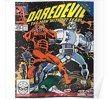 DareDevil (comic) Poster