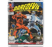 DareDevil (comic) iPad Case/Skin