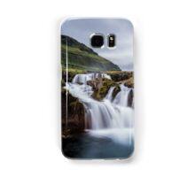 Kirkjufellsfoss From a Different Angle Samsung Galaxy Case/Skin
