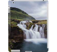 Kirkjufellsfoss From a Different Angle iPad Case/Skin