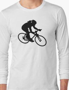Cycling woman girl T-Shirt