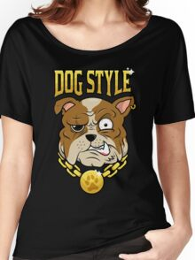 Dog Style Women's Relaxed Fit T-Shirt