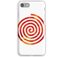 Sunny Swirl iPhone Case/Skin