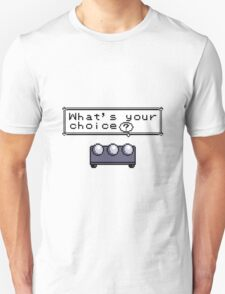 What's your choice? Pokemon T-Shirt