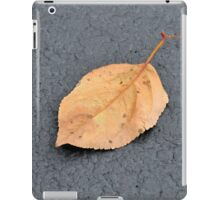 One Leaf iPad Case/Skin