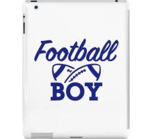 Football boy iPad Case/Skin