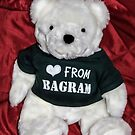 Love From Bagram ♥ by Heather Friedman