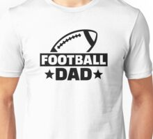 Football dad Unisex T-Shirt
