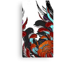 Chrysanthemum 4 Canvas Print
