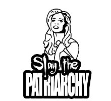 Slay the Patriarchy Photographic Print