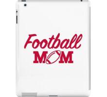 Football mom iPad Case/Skin