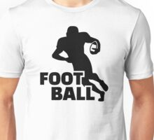 Football player Unisex T-Shirt