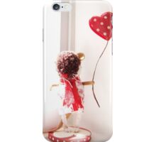 We're all Hearts on Strings  iPhone Case/Skin