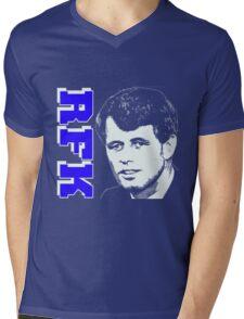 RFK-2 Mens V-Neck T-Shirt