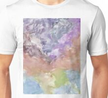 Abstract Nature Landscape Earth Space Unisex T-Shirt