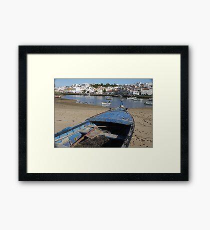 Ferragudo, Portugal  Framed Print