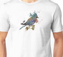Colorful Bird Unisex T-Shirt