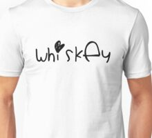 Cute Whiskey Unisex T-Shirt