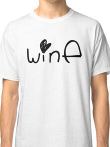 Cute Wine Classic T-Shirt