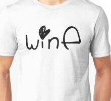 Cute Wine Unisex T-Shirt