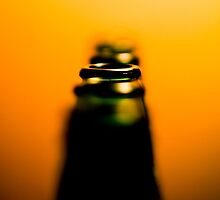 Out of focus orange by bjoss
