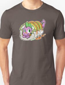 Dragon Roll (MLP) Unisex T-Shirt