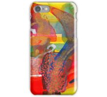 Vermillion Canoe and the Principles of Breath iPhone Case/Skin