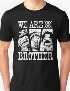 We Are Brother Funny Men's Tshirt T-Shirt