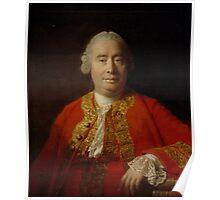 David Hume 1711-1776 Poster