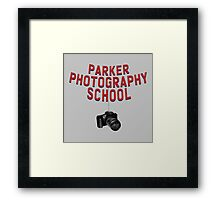 Parker Photography School Framed Print