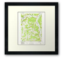 New York NY Addison 136535 1969 24000 Framed Print