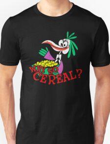 Why so cereal Funny Men's Tshirt T-Shirt
