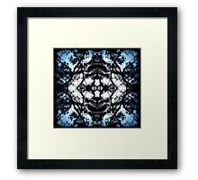 Abstraction of the Mind  Framed Print