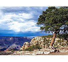 Canyon's Edge Photographic Print
