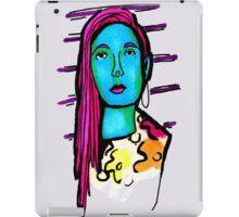 Woman #1 iPad Case/Skin