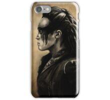 Lexa Profile View  iPhone Case/Skin