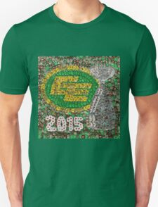 The Eskimos 2015 Champions - Bottle Cap Mosaic T-Shirt