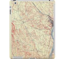 New York NY Albany 139144 1898 62500 iPad Case/Skin