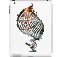 GMM Logo edit 2 iPad Case/Skin