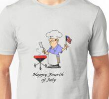 Happy Fourth of July Unisex T-Shirt