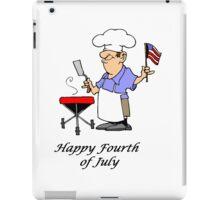 Happy Fourth of July iPad Case/Skin