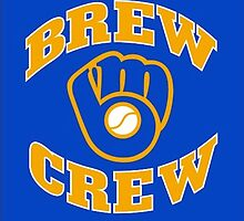 Milwaukee Brewers  by sullat04