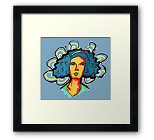 Woman #2 Framed Print