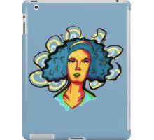 Woman #2 iPad Case/Skin