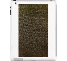 Knitted chainmail iPad Case/Skin