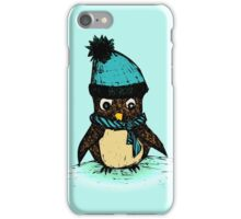 Cold Owl iPhone Case/Skin
